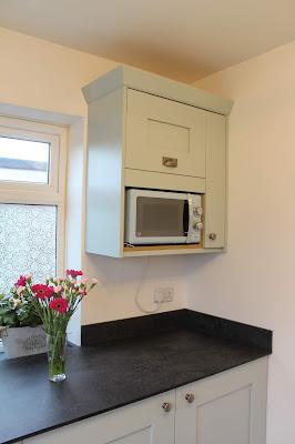 Zenith Magma Worktop in Kitchen