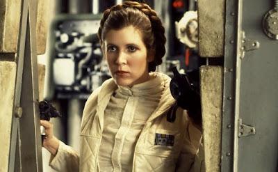 Homenaje a Carrie Fisher - ¿Cuánto sabes de la Princesa Leia? - 3