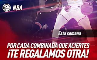sportium Promo NBA 6-12 enero 2020