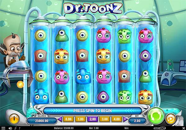 Main Gratis Slot Indonesia - Dr.Toonz Play N GO