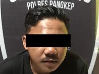 Terlibat Pencurian, Seorang Mantan Pegawai Honorer ATR/BPN Pangkep Diciduk Polisi