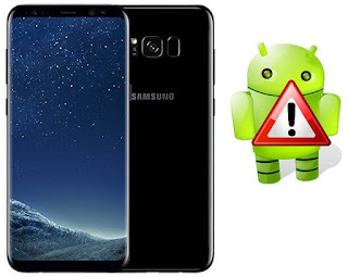 Fix DM-Verity (DRK) Galaxy S8 Plus SM-G955U1 FRP:ON OEM:ON