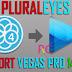 Cara Menggunakan PluralEyes di Vegas PRO 14 dan 15: Singkronisasi Audo dan Video Cukup 1 Kali Klik Saja