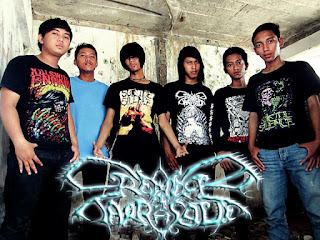 Creatorz Of Tarrasque Band Deathcore Surabaya Foto Logo wallpaper