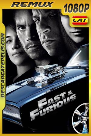 Rápidos y Furiosos (2009) 1080P BDREMUX Latino – Ingles