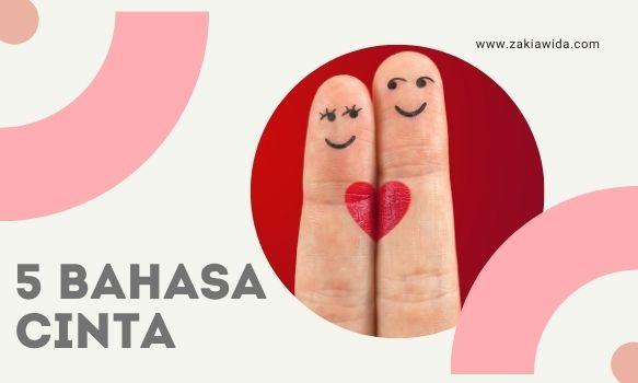 5 Bahasa Cinta