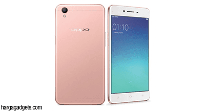 warna hp oppo a37 rose gold