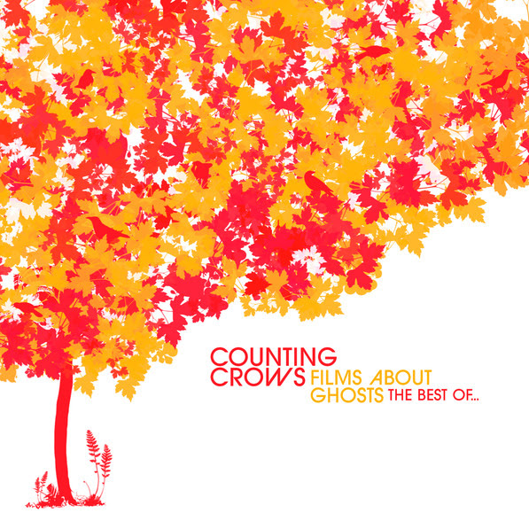 Counting Crows - Films About Ghosts - The Best of Counting Crows Cover