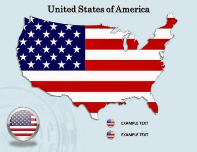 USA Maps: Use the most appropriate map detail for sharing ...