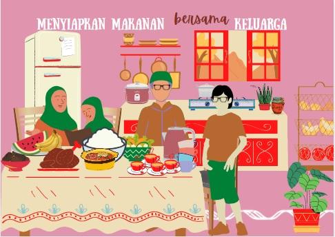 kegiatan favorite saat ramadan