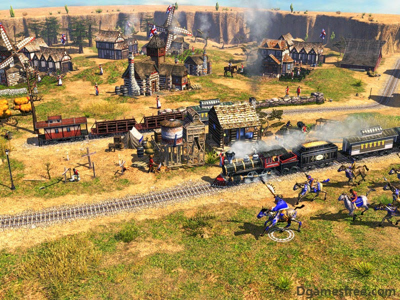 Age of Empires III: WarChiefs PC