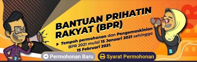 Permohonan Dan Pengemaskinian BPR 2021