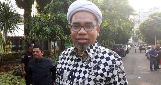 Syekh Ali Jaber Ditusuk, Begini Reaksi Ali Mochtar Ngabalin