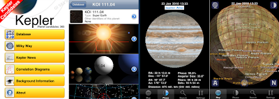 mobile astronomy apps