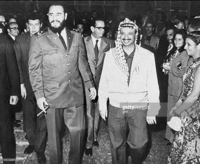 Arafat e Fidel - foto 6