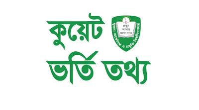 KUET admission 2019