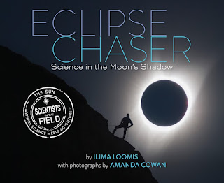 review of Eclipse Chaser by Ilima Loomis
