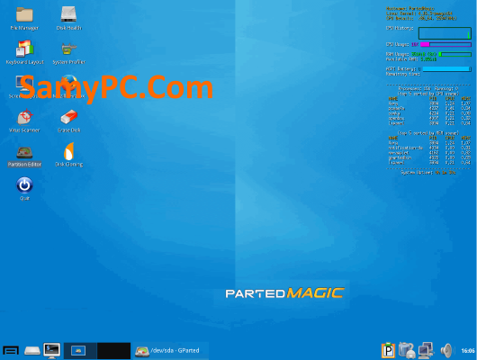 Parted Magic Free Download Full Latest Version