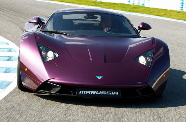 Marussia - российский суперкар с короткой историей, отметившийся на мировом уровне