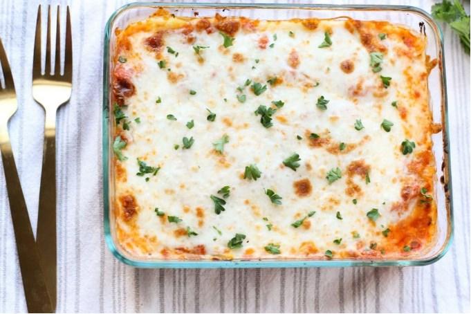 SPAGHETTI SQUASH LASAGNA #lasagna #pasta