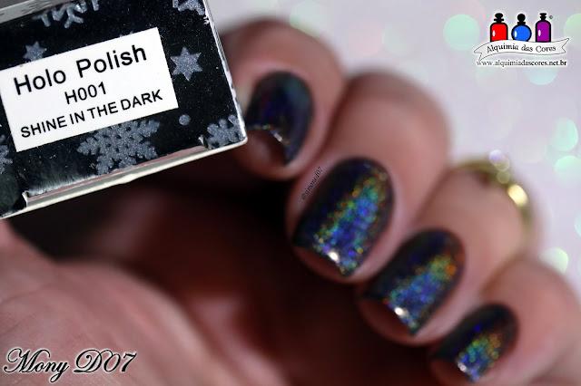 Born Pretty, Holo Nail Polish Collection, Review, Preto, prata, roxo, pink, rosa, rosa queimado, azul claro, azul, verde teal, dourado, holográfico, Mony D07, h001, h002, h003, h004, h005, h006, h007, h008, h009, h010,Coleção completa, H001 Shine In The Dark, H002 Magic Rainbow, H003 Temptation Wait, H004 Magnificent Time, H005 Dreams Girl, H006 Fly In The Sky, H007 Ocean Kingdom, H008 All-Embracing, H009 Together Forever, H010 Heart Of Gold, Holográficos da Born Pretty, Esmaltes holos, Coleção Completa,