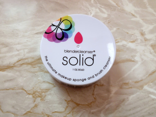 The Beauty Blender Solid Cleanser - Review