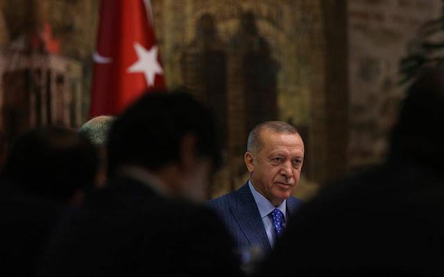 Οι δύο, τρεις… πολλοί πόλεμοι του Ερντογάν