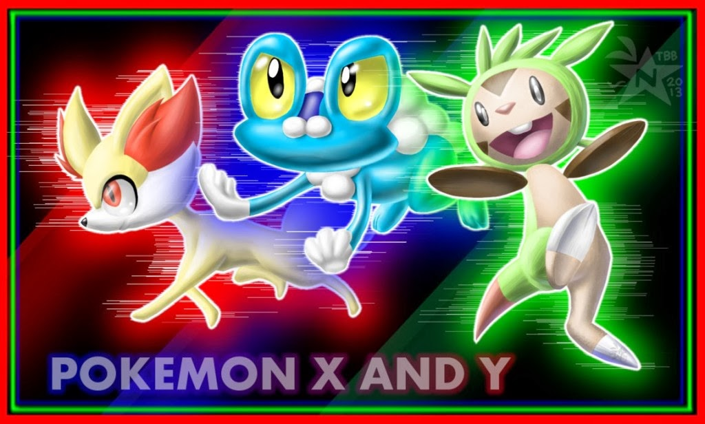 Pokemon X and Y free download No survey No password 100% working ROMS ...