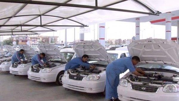 منح حافز لأصحاب السيارات الملاكي مبلغ 22 ألف جنية لإحلال السيارات المتقادمة للعمل بالغاز