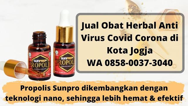 Jual Obat Herbal Anti Virus Covid Corona di Kota Jogja WA 0858-0037-3040