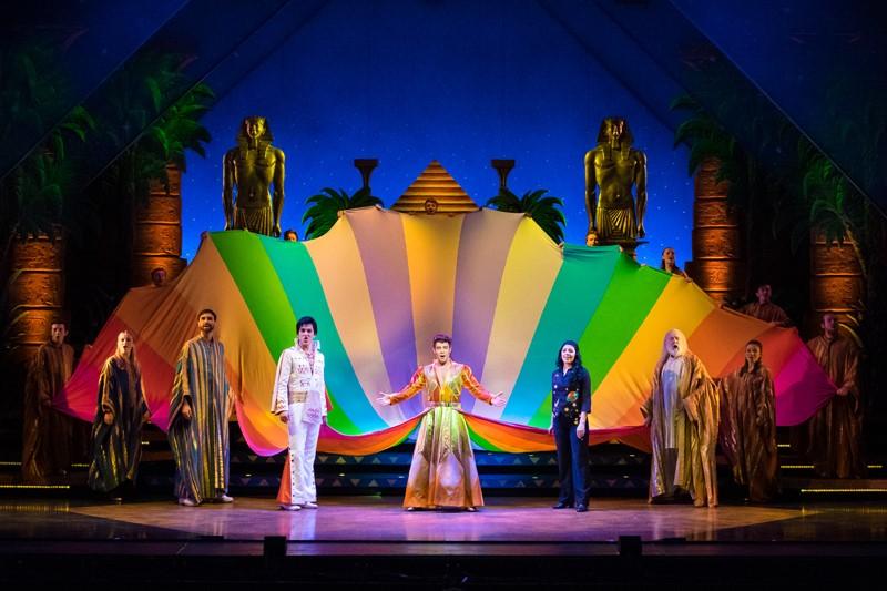 joseph and the amazing technicolor dreamcoat uk tour new victoria