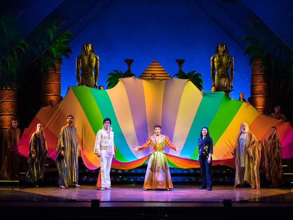 Joseph and the Amazing Technicolor Dreamcoat (UK Tour), New Victoria Theatre | Review