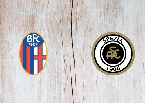 Bologna vs Spezia -Highlights 18 April 2021