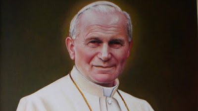 imagem de São João Paulo II
