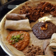 อาหาร, เมนูอาหาร, เมนูขนมหวาน, อันดับอาหาร, รีวิวอาหาร, รีวิวขนม, ร้านอาหารอร่อย, 10 อันดับอาหาร, 5 อันดับอาหาร, อาหารญี่ปุ่น, รายการอาหารญี่ปุ่น, ซูชิ, อาหารไทย, อาหารจีน, อันดับร้านอาหาร, ร้านอาหารทั่วไทย, ร้านอาหารในกรุงเทพ, อาหารเกาหลี, อันดับอาหารเกาหลี, เมนูอาหารยอดนิยม, อาหารจานเดียว, อาหารหม้อไฟ, รายชื่ออาหาร, รายชื่ออาหารไทย, รายชื่ออาหารญี่ปุ่น, รายชื่ออาหารจีน, อาหารนานาชาติ, สารานุกรมอาหาร, 500 เมนูอาหารจากทั่วโลก 49. แป้งห่อสตูว์แบบแห้ง อาหารเอธิโอเปีย (Injera and Wat)