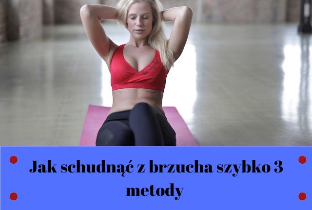 Odchudzanie brzucha - jak go wyrzeźbić za pomocą diety i ćwiczeń?