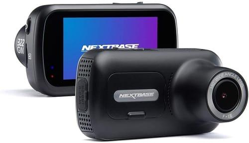 Nextbase 322GW Car Dash Cam