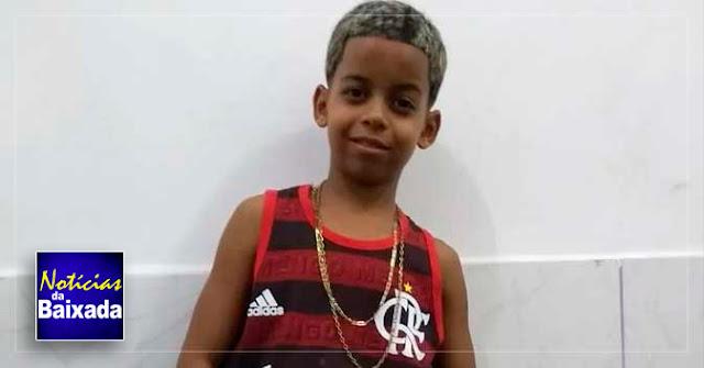Bombeiros encontram corpo de menino desaparecido após cair no Rio Guandu, na Baixada Fluminense