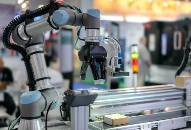 Teknologi Industri manufaktur
