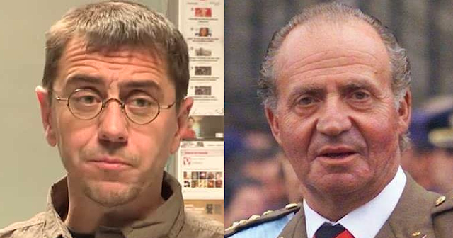 Monedero y Juan Carlos