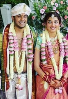 Pranitha Subhash Husband