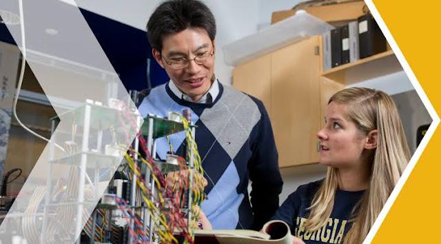 Georgia Tech Researchers Teach Robots to Become Mechanical McGivers