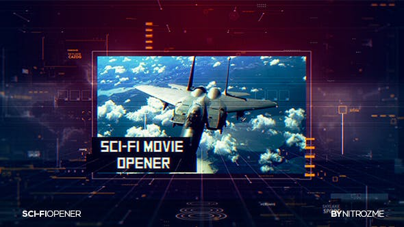 Sci-Fi Opener[Videohive][After Effects][20215071]