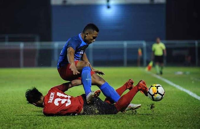 Seri Dengan UITM FC, JDTII Tetap Layak Ke Separuh Akhir