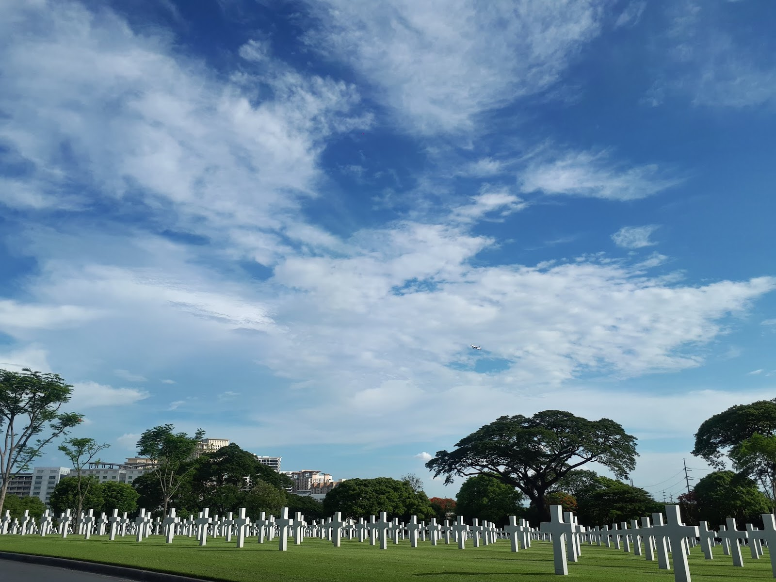 American Cemetery and Memorial BLOG REVIEW