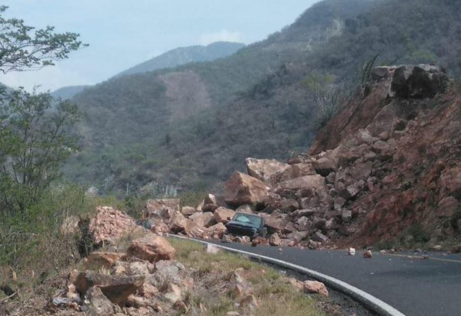 Se registró un sismo de 7,5 en el estado mexicano de Oaxaca