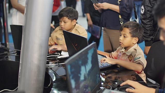 pameran teknologi, event bulan oktober, event oktober 2019, laptop gaming murah, OMEN e-sport turnament,