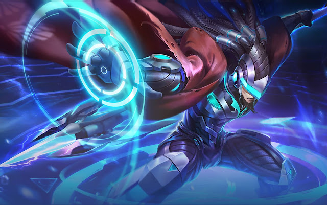 Alpha Ultimate Weapon Heroes Fighter of Skins Mobile Legends Wallpaper HD for PC