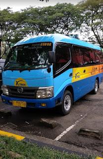 Armada Xtrans Travel Tangerang Bandung