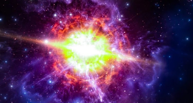 A giant star devoured his companion and caused one of the brightest supernovas of all time